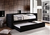 Susanna Modern Daybed with Trundle