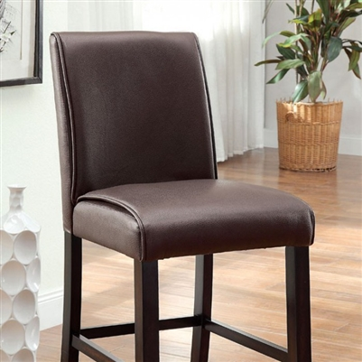 Gladstone II Counter Height Chair -  FOA CM3823PC-2PK