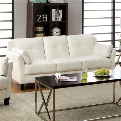Pierre Leatherette Sofa Group by Furniture of America CM6717