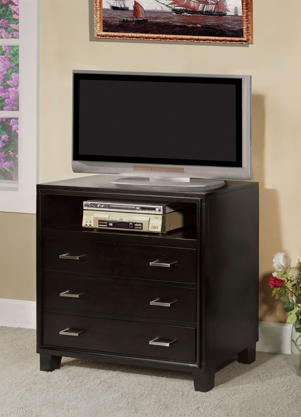 Enrico Collection Media Chest