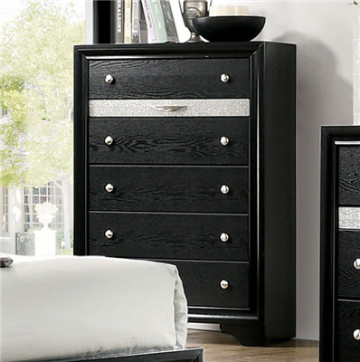 Chrissy Collection Chest W/ Jewelry Drawers CM7552
