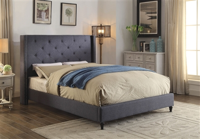 Anabelle UpholsteredBed