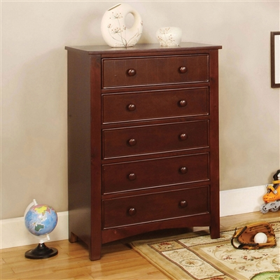 Omnus 5-Drawer Youth Chest