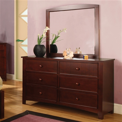 Omnus 6-Drawer Youth Dresser