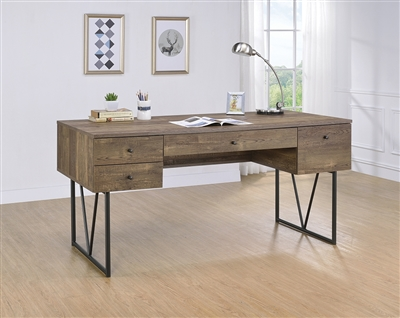Industrial Finish Desk