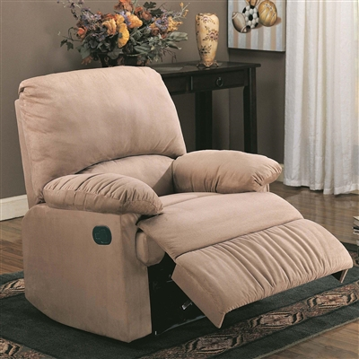 Microfiber Reclining Chair
