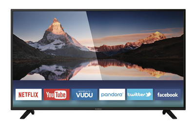 "43"" LED TV Ultra HD Smart TV"