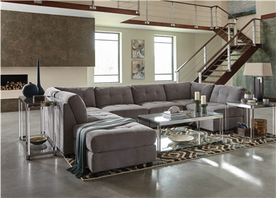 Larkinhurst Contemporary Modular Sectional