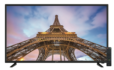 "40"" LED TV Super HD by Supersonic"