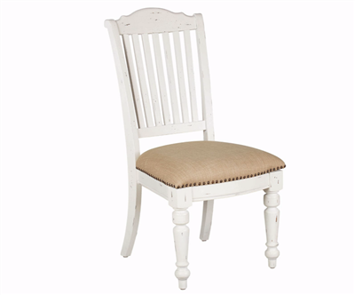 Magnolia Vintage White Dining Chair (Set of 2)