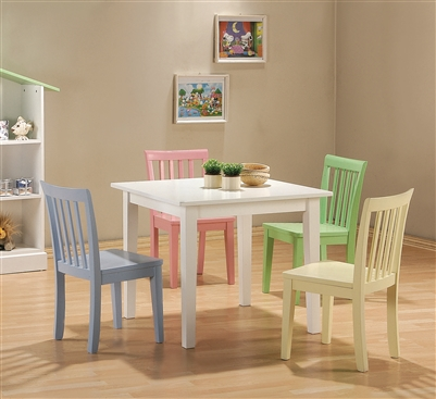 Five Piece Youth Table Set