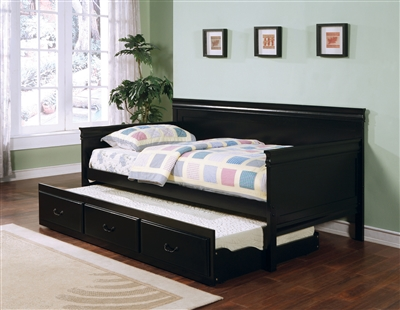 Twin Daybed With Trundle 300036