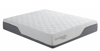 "Azlan 12"" Gel Hybrid Queen Mattress"