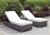 Somani 3 Piece Patio Lounger & Table Set