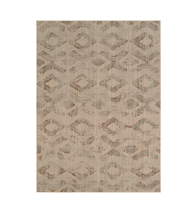 Wilhelm 8' X 11' Area Rug in Obelisk Gray