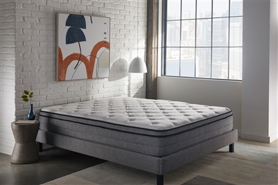 "Sleep Inc S70512 12"" Hybrid Medium Firm"