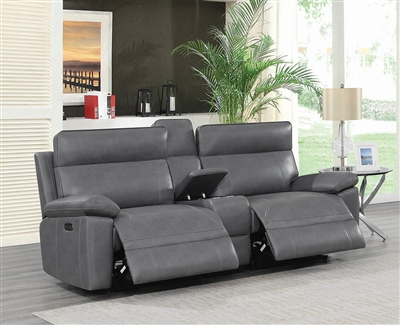 Alain Power Reclining Loveseat