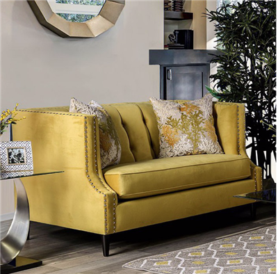 The Tegan Collection Loveseat