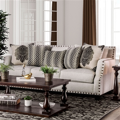 Cornelia Contemporary Sofa
