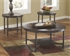 Sandling 3 Piece Table Set