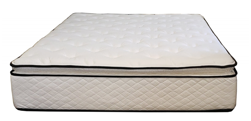 "Worthington 13"" Pillow Top Mattress"