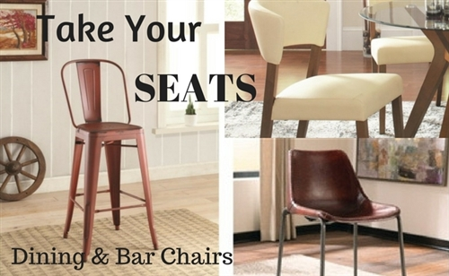 Get Creative With Your Seating Needs