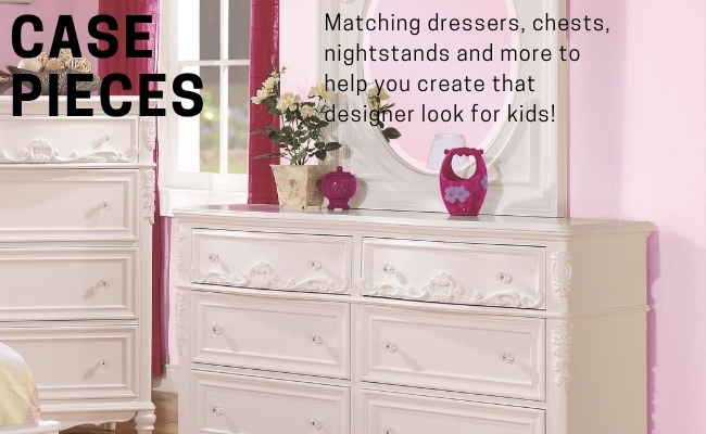 Youth Bedroom Set Pieces