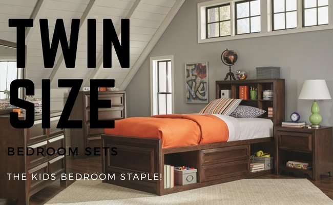 Twin Size Bedroom Collections