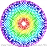 SPYROGY 48 2 - SUBTLE ENERGY MANDALA BY STEVEN MICHAEL KING