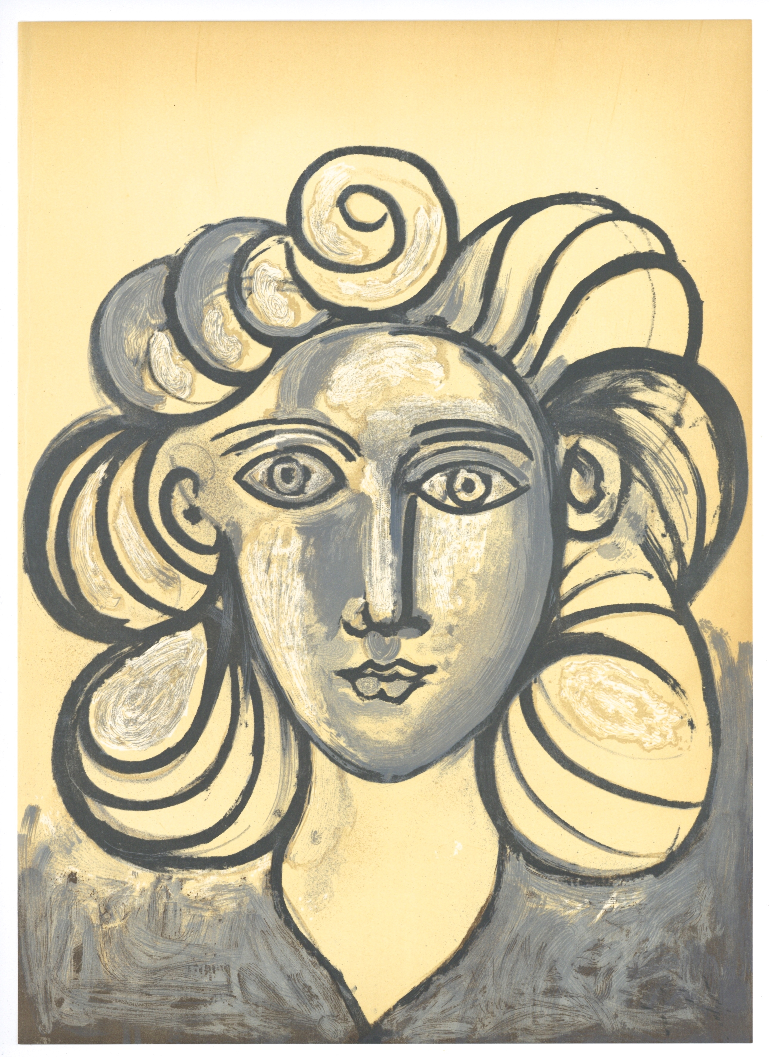 Pablo Picasso lithograph \