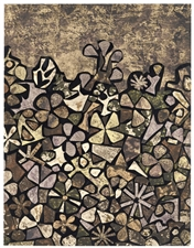 Jean Dubuffet pochoir for XXe Siecle