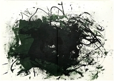 Joan Mitchell original lithograph