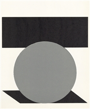 Victor Vasarely serigraph 1961