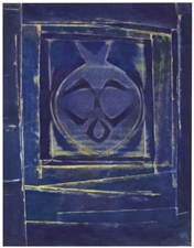 Max Ernst pochoir for XXe Siecle, 1958