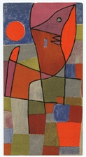 Paul Klee lithograph
