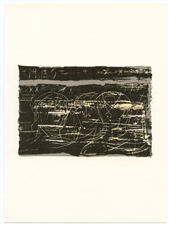 Henry Moore lithograph, 1979