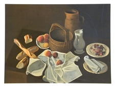Andre Derain lithograph Nature morte