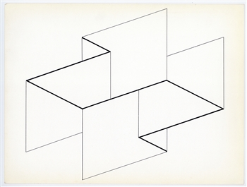Josef Albers Structural Constellations