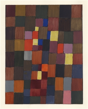 Paul Klee pochoir