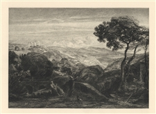 Samuel Palmer Shorter Poems of John Milton