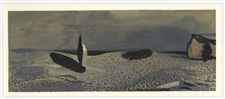 Georges Braque lithograph Varengeville