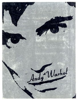 Andy Warhol lithograph 1967