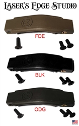 Magpul MOE Trigger Guard - Polymer with Screw Set installed