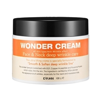 WONDER CREAM FACE & NECK  -Made in KOREA