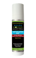 Methylation Pro Topical 2oz with Vitamin K by Neurobiologix (120 Pumps)