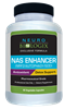 N.A.S. (Nrf2/Autophagy/SOD) Enhancer by Neurobiologix (60 Capsules)
