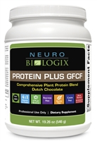 Protein Plus GFCF (Dutch Chocolate) by Neurobiologix (28 Scoops)
