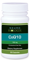 CoQ10 120mg by Neurobiologix (30 Capsules)