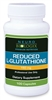 Glutathione (Reduced L-Glutathione) by Neurobiologix (150mg per capsule / 100 Capsules)