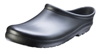 Mens Premium Garden Clogs - Black